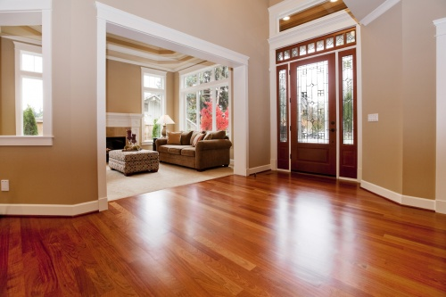 St. Louis hardwood floors